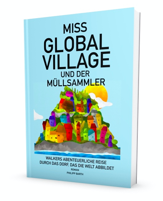 Miss Gloval Village Buch