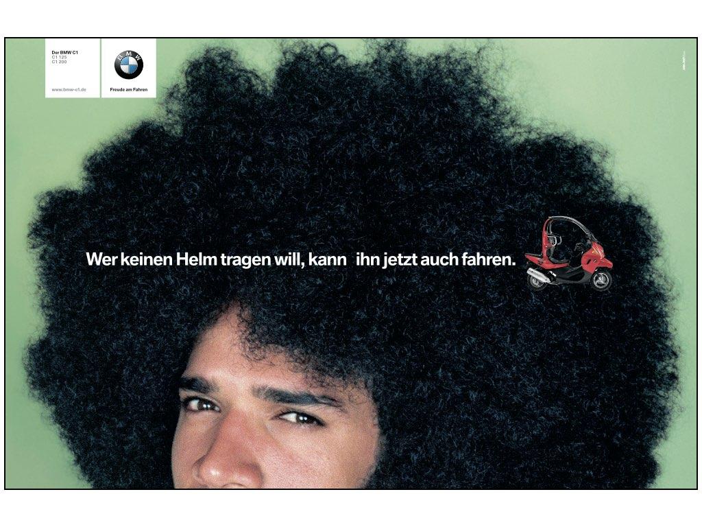 BMW Werbung