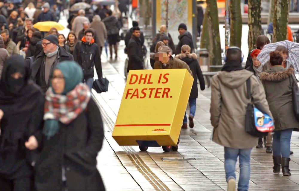 DHL Trojan Mailing