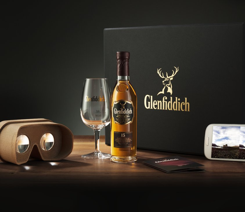 GLENFIDDICH SCOTCH TELEPORTER (DIGITAL)