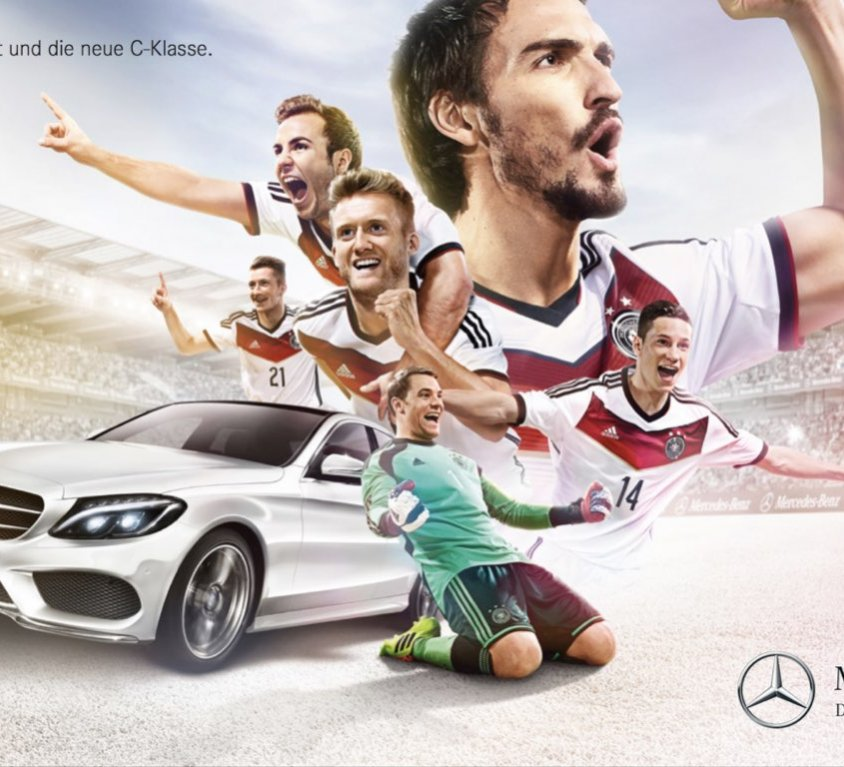 MERCEDES-BENZ WM (CROSSMEDIA)