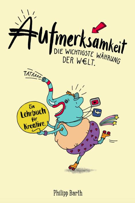 Buch Aufmerksamkeit Philipp Barth