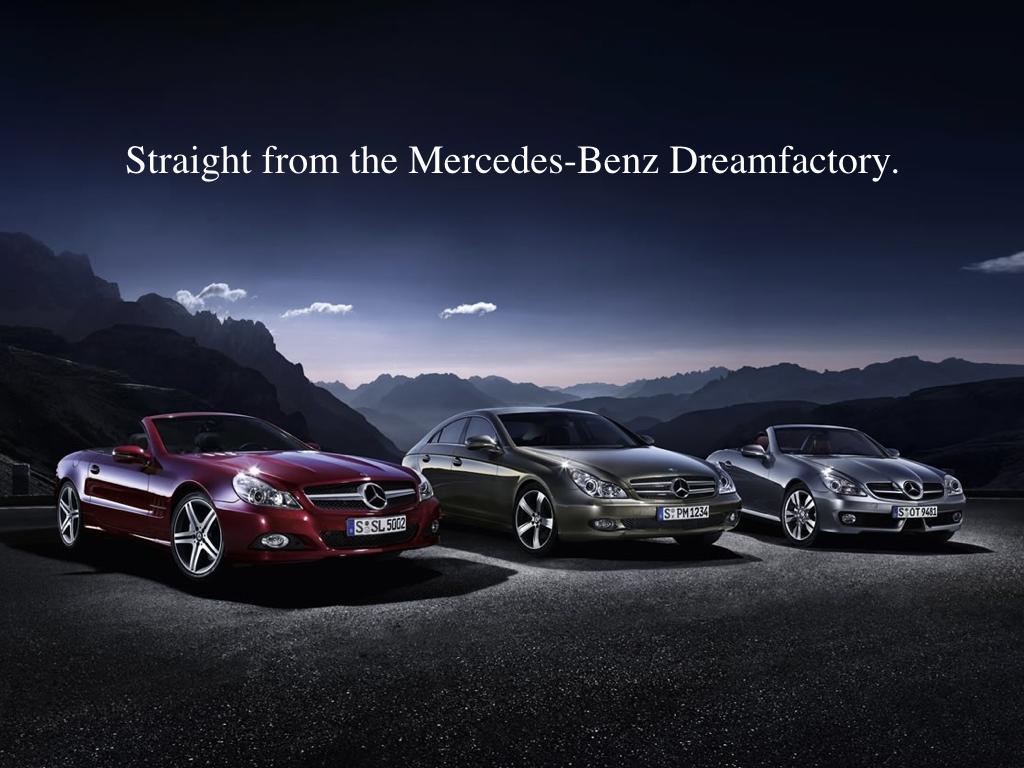 Freelance Copywriter Automotive Mercedes-Benz