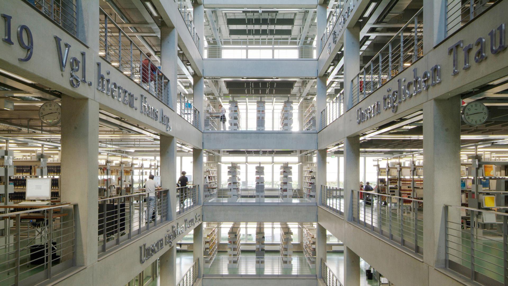 TU Universitaetsbibliothek