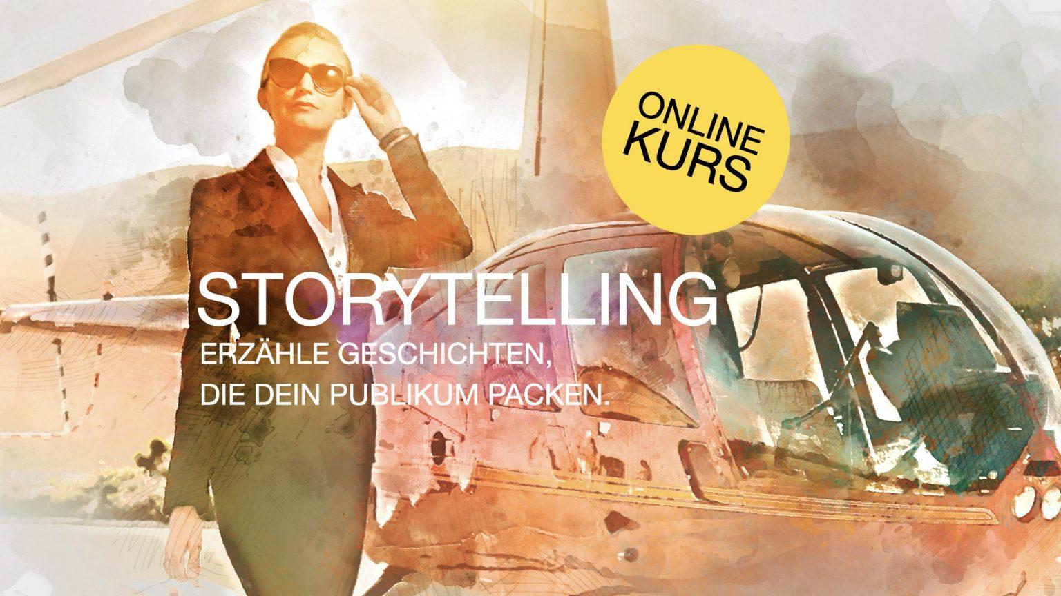 Storytelling Online Kurs